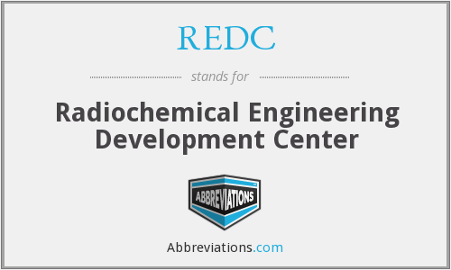 What does REDC stand for?