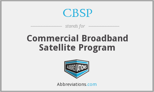 What does CBSP stand for?