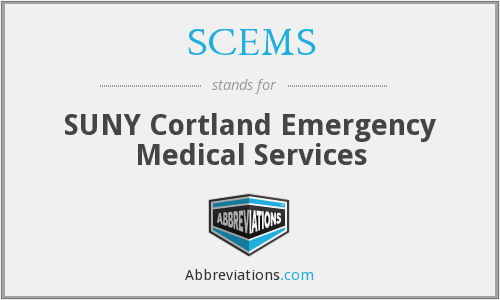 What does SCEMS stand for?