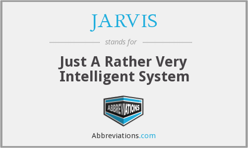What does JARVIS stand for?