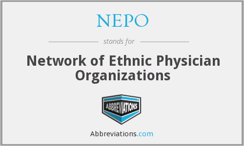 NEPO - Network of Ethnic Physician Organizations