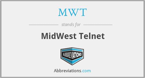 MWT - MidWest Telnet