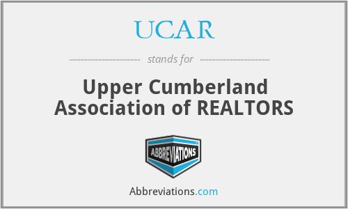 UCAR - Upper Cumberland Association of REALTORS