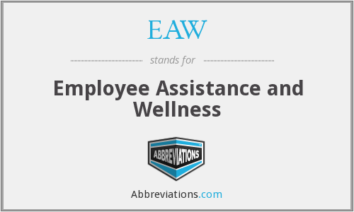 EAW - Employee Assistance and Wellness