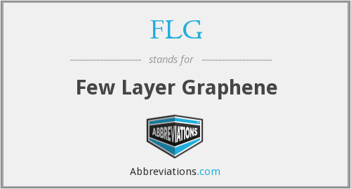 FLG - few layer graphene