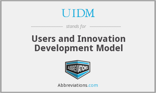 What does UIDM stand for?