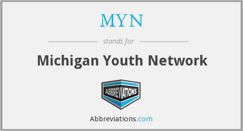 MYN - Michigan Youth Network
