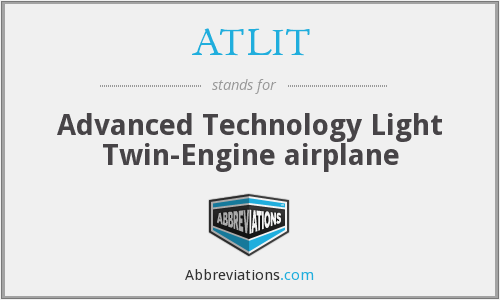 What does ATLIT stand for?