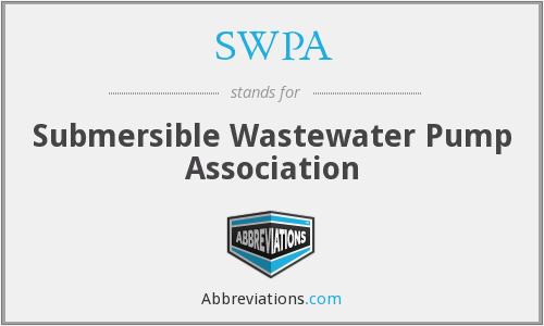 What does SWPA stand for?