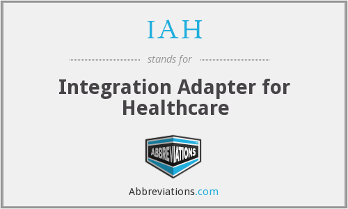 IAH - Integration Adapter for Healthcare