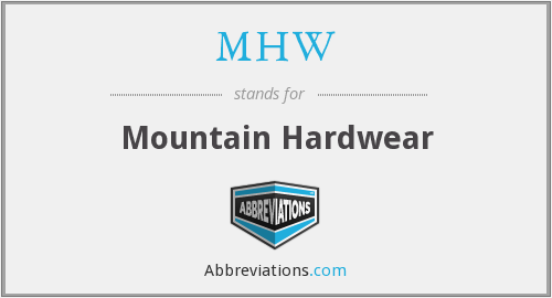 What does mountain stand for?