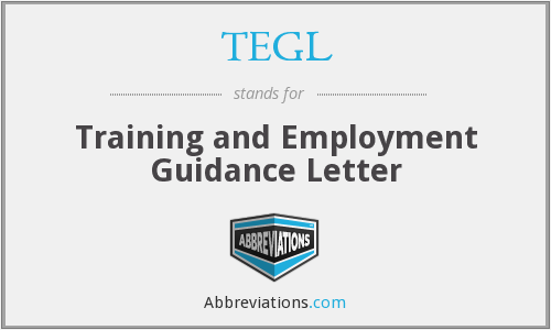 What does TEGL stand for?