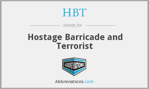 What does barricade stand for?
