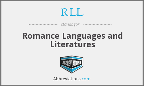 What does romance stand for? — Page #3