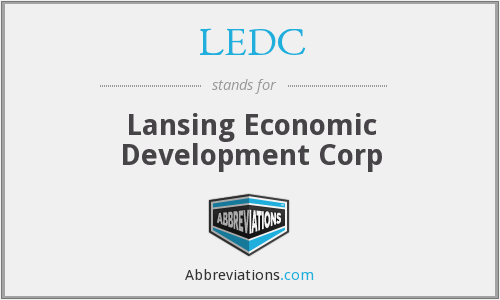 Image result for Lansing Economic Development Corporation