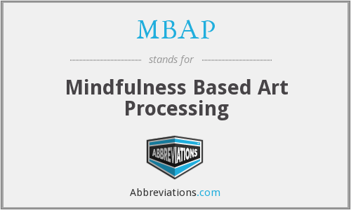 What does MBAP stand for?