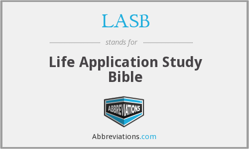 What does LASB stand for?