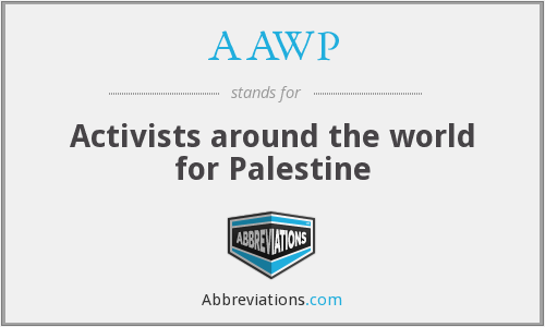 What does AAWP stand for?