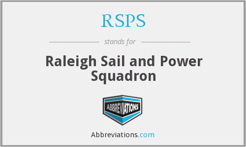 What does RSPS stand for?