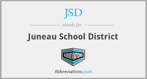 JSD - Juneau School District