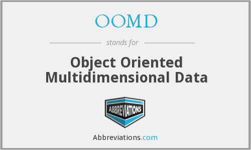 What does OOMD stand for?