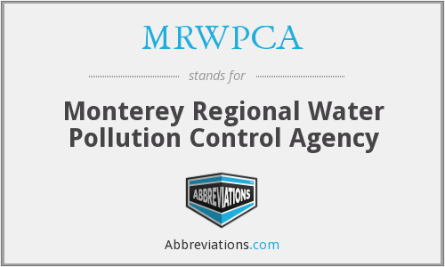 What does MRWPCA stand for?