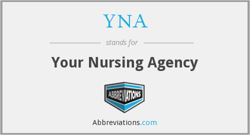 YNA - Your Nursing Agency
