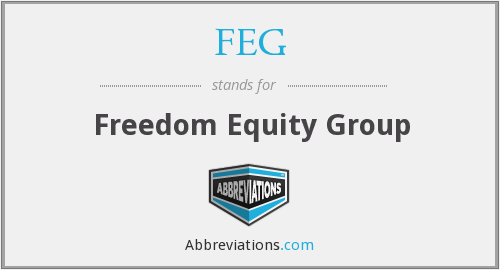FEG - Freedom Equity Group