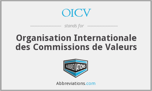 What does OICV stand for?