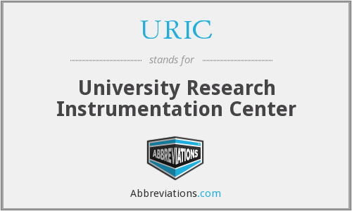 What does URIC stand for?
