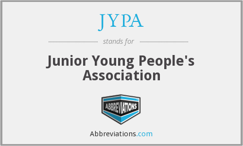 JYPA - Junior Young People's Association