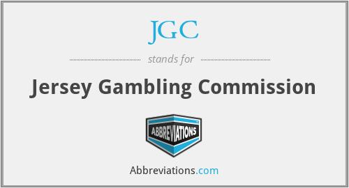 JGC - Jersey Gambling Commission