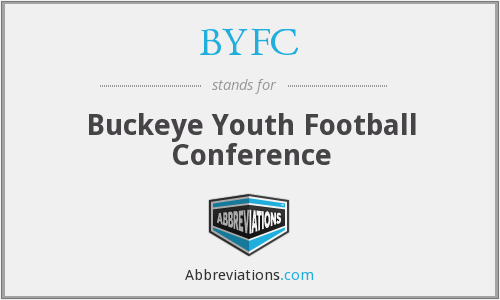 BYFC - Buckeye Youth Football Conference