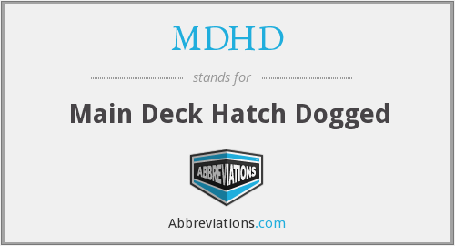 What does dogged stand for?
