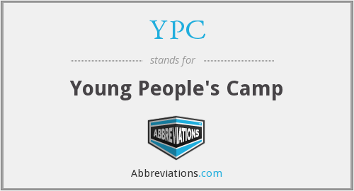 YPC - Young People's Camp