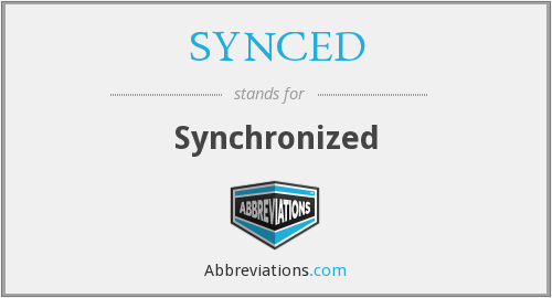 What does SYNCED stand for?