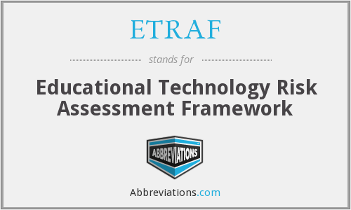 What does ETRAF stand for?