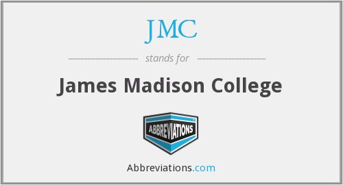 What does JMC stand for?
