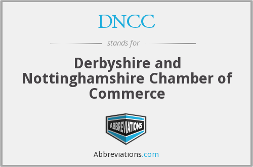 DNCC - Derbyshire and Nottinghamshire Chamber of Commerce