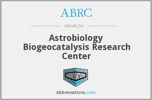 What does ABRC stand for?