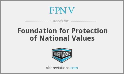 What does FPNV stand for?