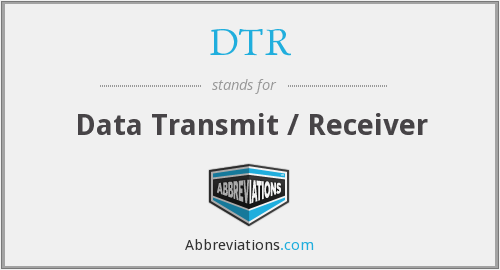 What does transmit stand for?