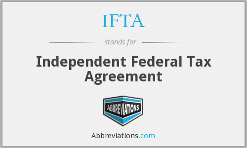 What does IFTA stand for?