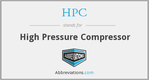 What does HPC stand for?