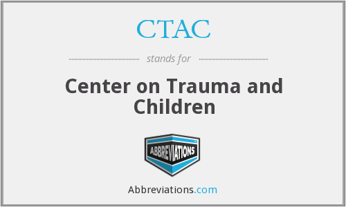 CTAC - Center on Trauma and Children