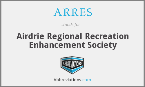 What does ARRES stand for?