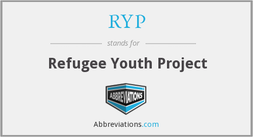 RYP - Refugee Youth Project