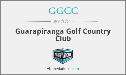 GGCC - Guarapiranga Golf Country Club
