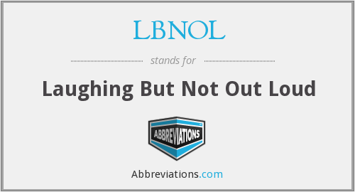 What does LBNOL stand for?