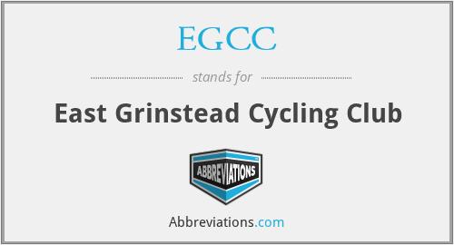EGCC - East Grinstead Cycling Club